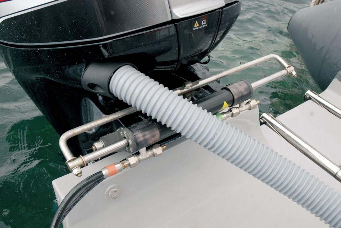 Hydrodrive - Precizno upravljanje
