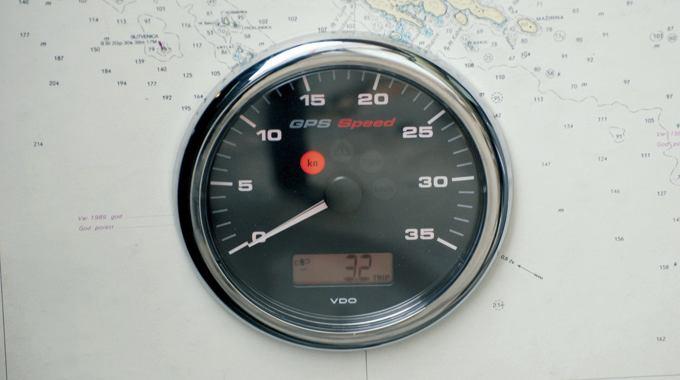 VDO – GPS brzinomjer