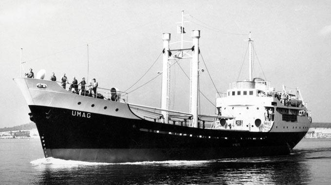 Kvarner - prva istarska brodarska kompanija