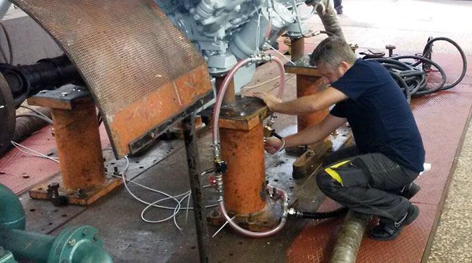 Mjerač potrošnje goriva Flow Marine22
