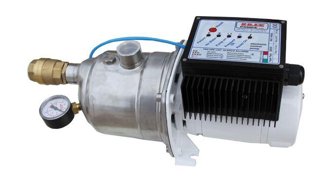 Snažna vodena pumpa