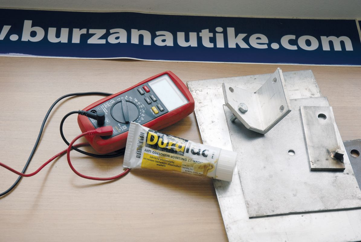 Duralac - Spriječiti elektrolitsku koroziju