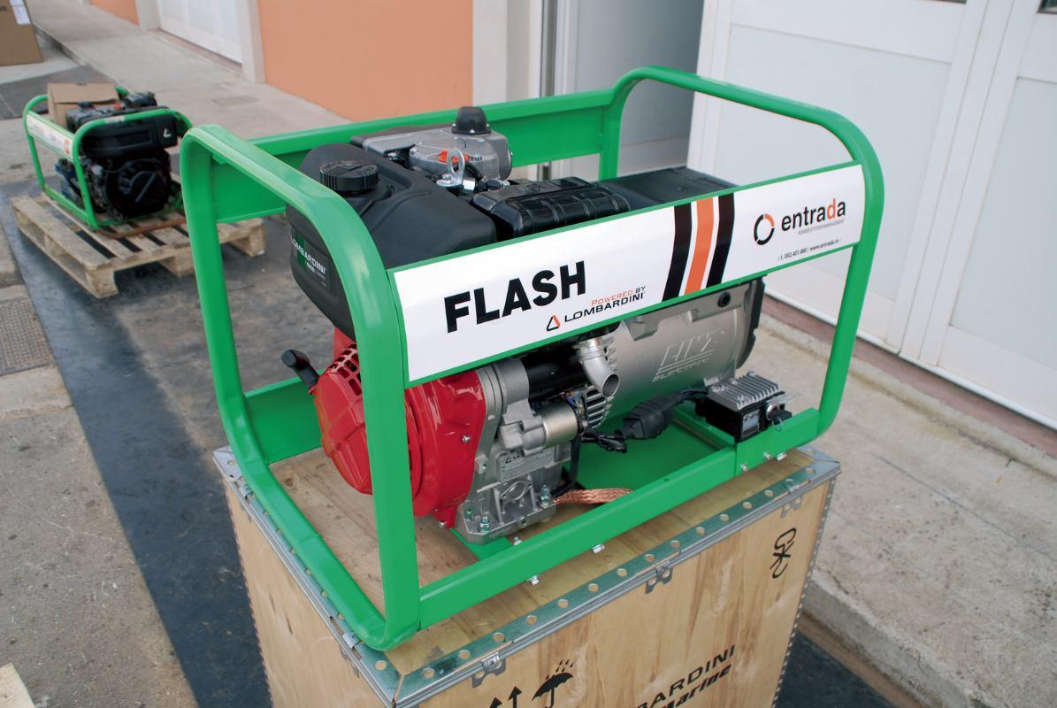 Generator Lombardini Flash 56 DI
