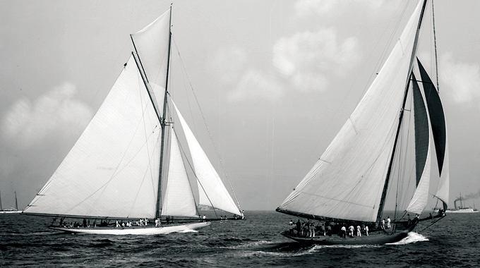 Povijesni brodovi - Jahta kroz vjekove