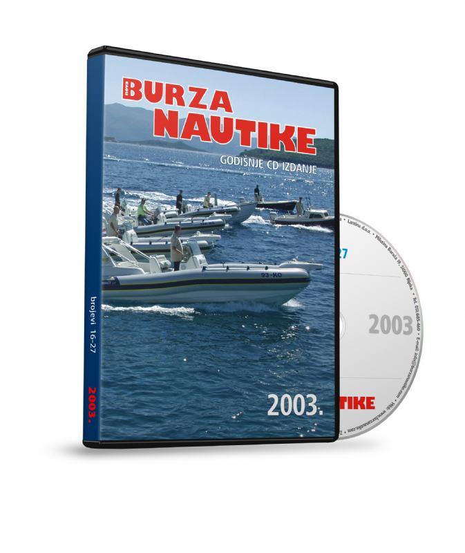 CD 2003.