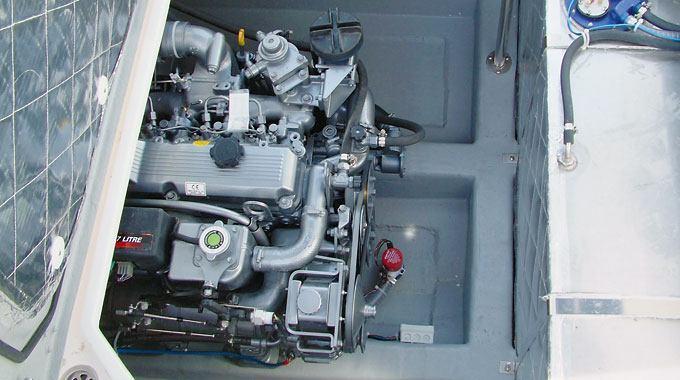Brodski motori do tri cilindra