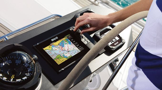 Simrad ForwardScan