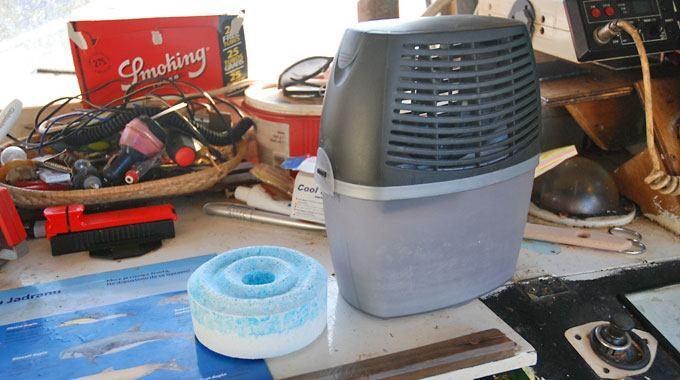 Ventilacijom i odvlaživačima protiv plijesni