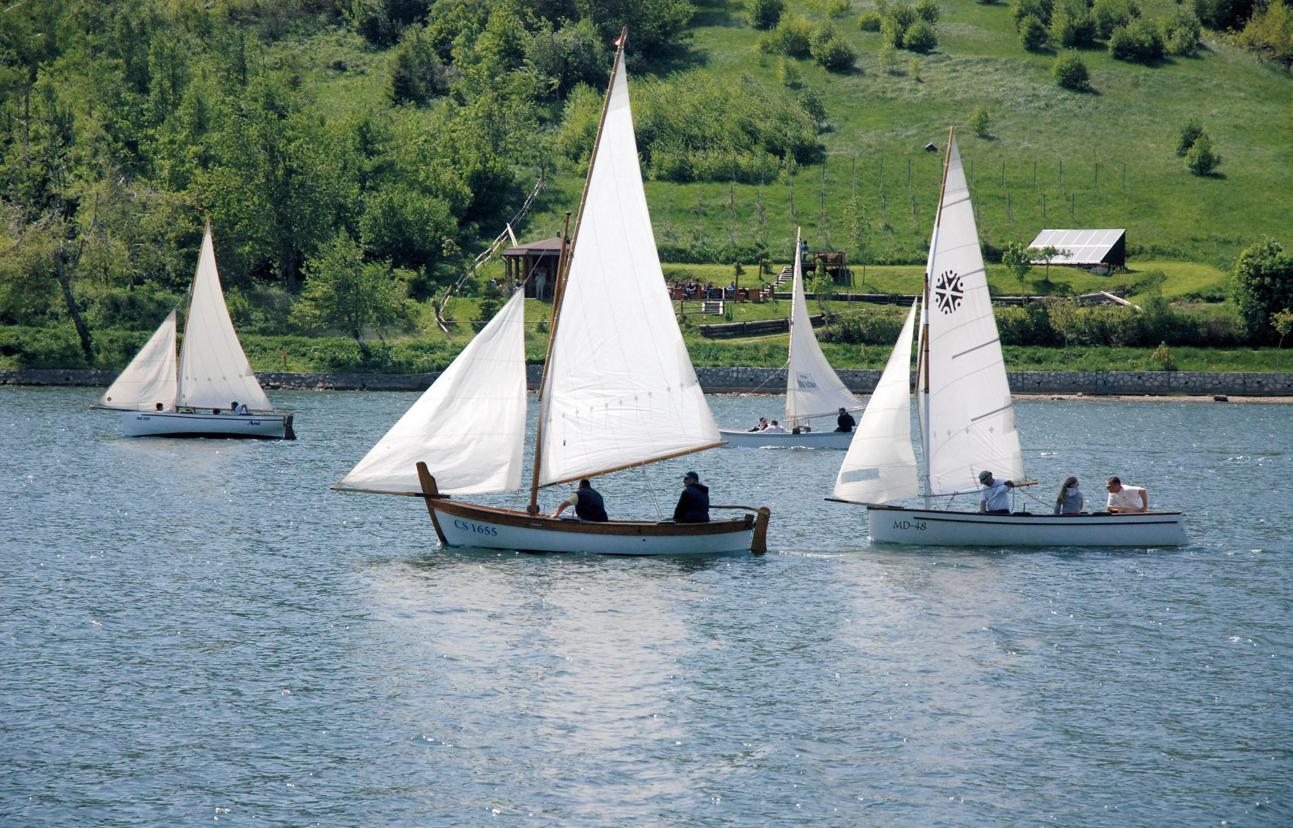 Tradicijske barke - rezime sezone