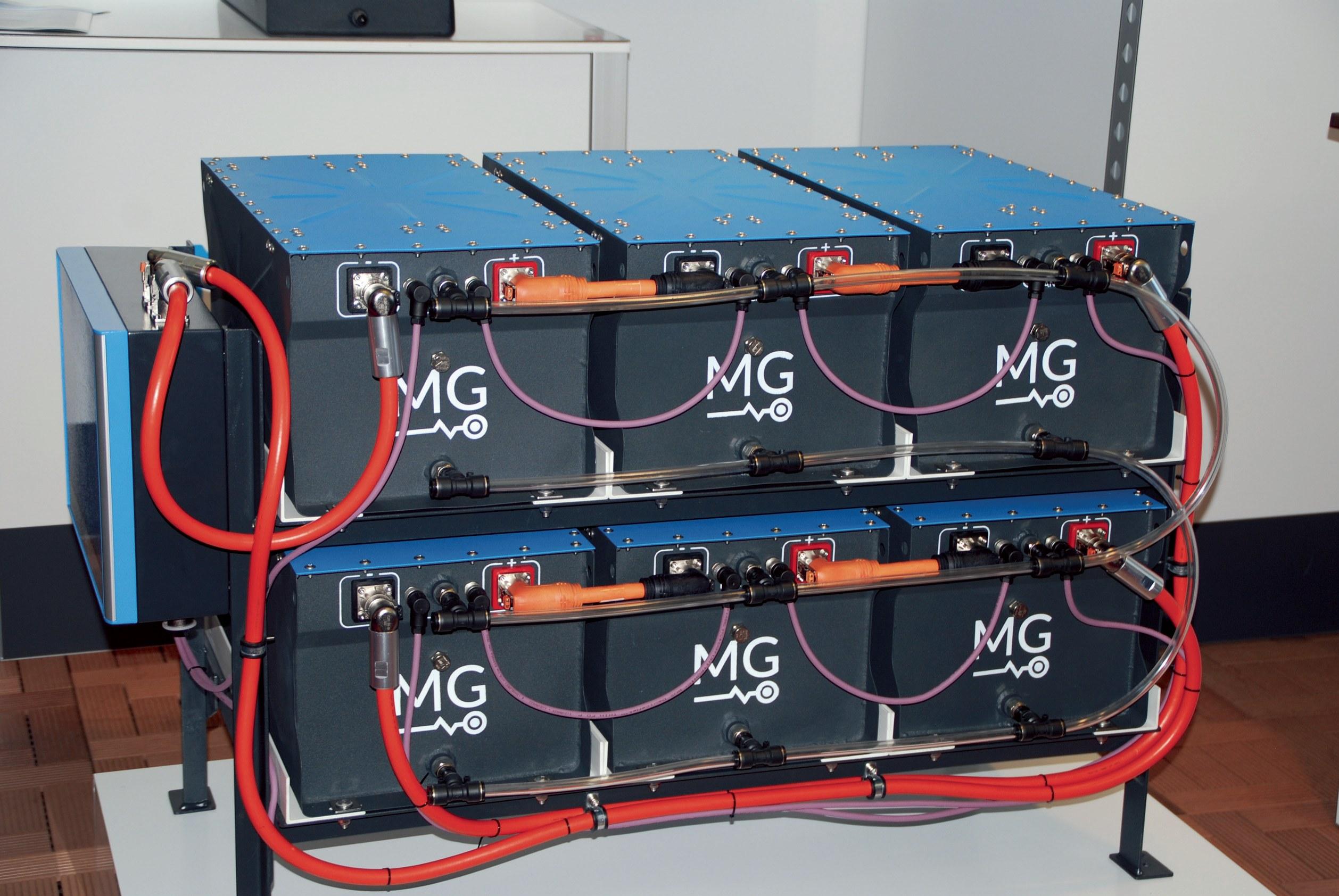 Olovni i litijski akumulatori
