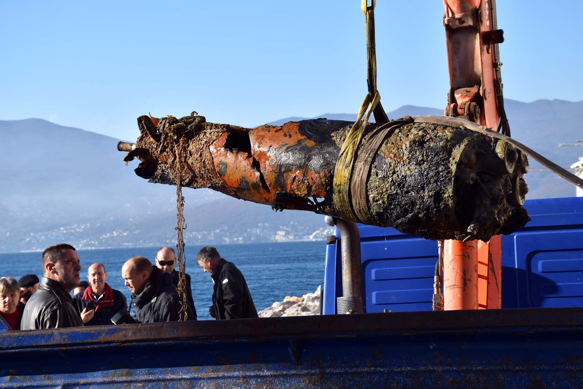 Spašen još jedan torpedo