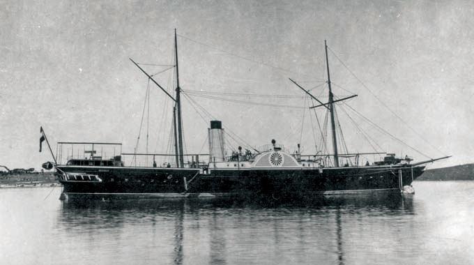 Povijesni brodovi: K.u.K. jahte i njihova putovanja