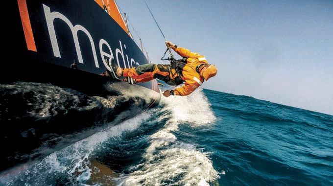 Volvo Ocean Race - Zov domaće luke