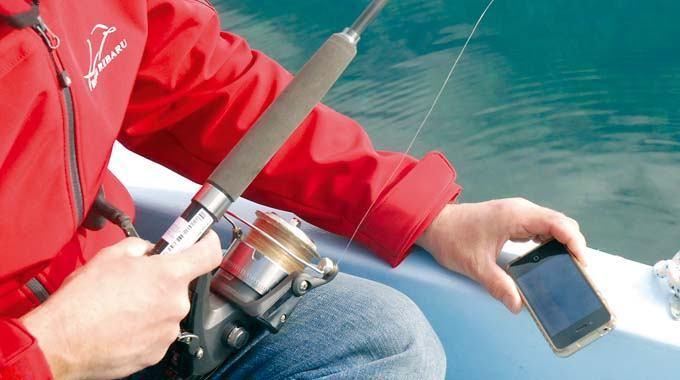 Fishfinderi pametnih telefona