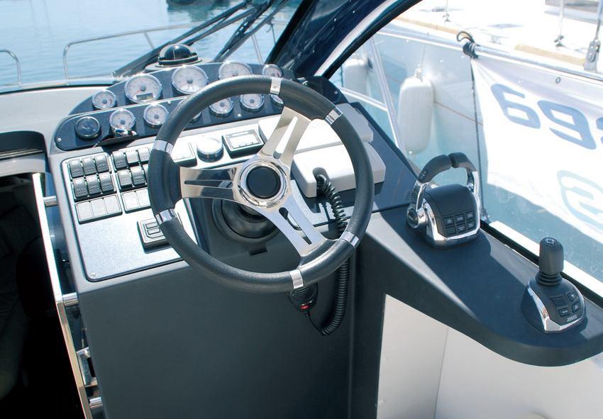 Volvo Penta Sterndrive Joystick