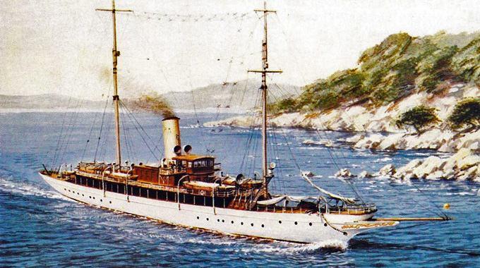 Povijesni brodovi: Jahte nadvojvode Karla Stjepana   2. dio
