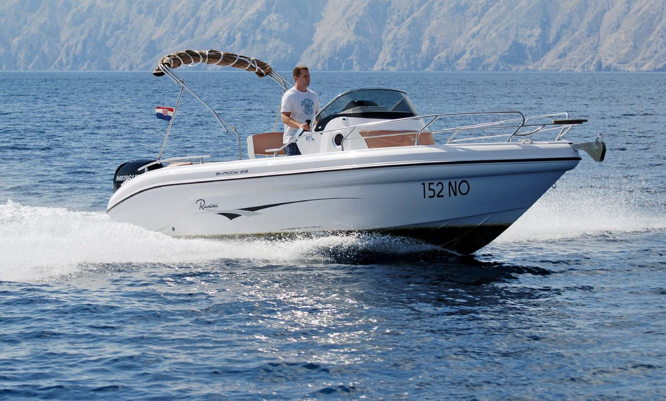 Ranieri Shadow 22