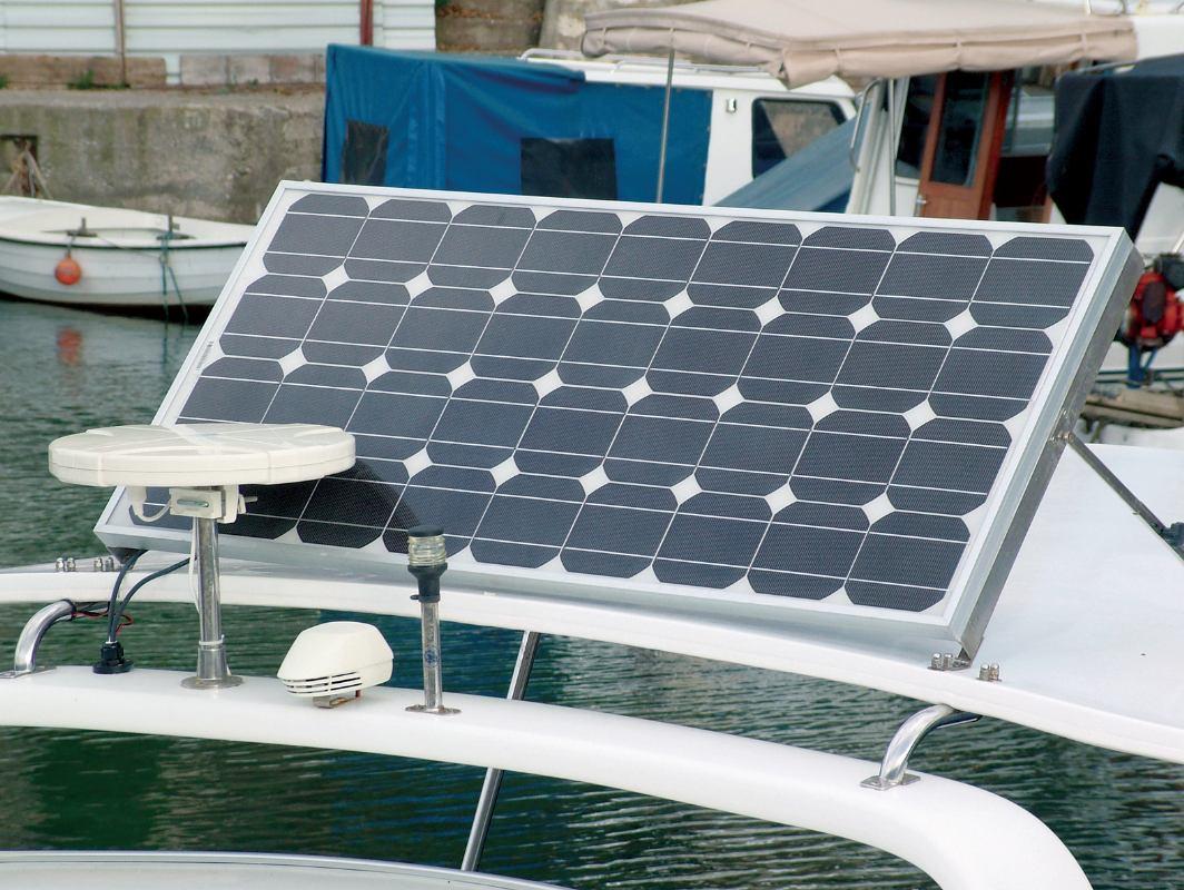 Izbor i dimenzioniranje solarnoga sustava na brodu