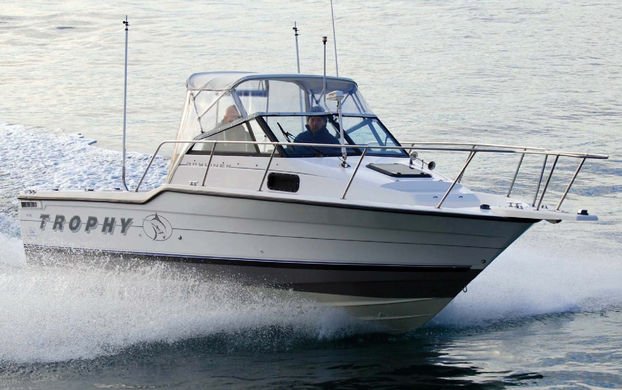 Bayliner Trophy 2302