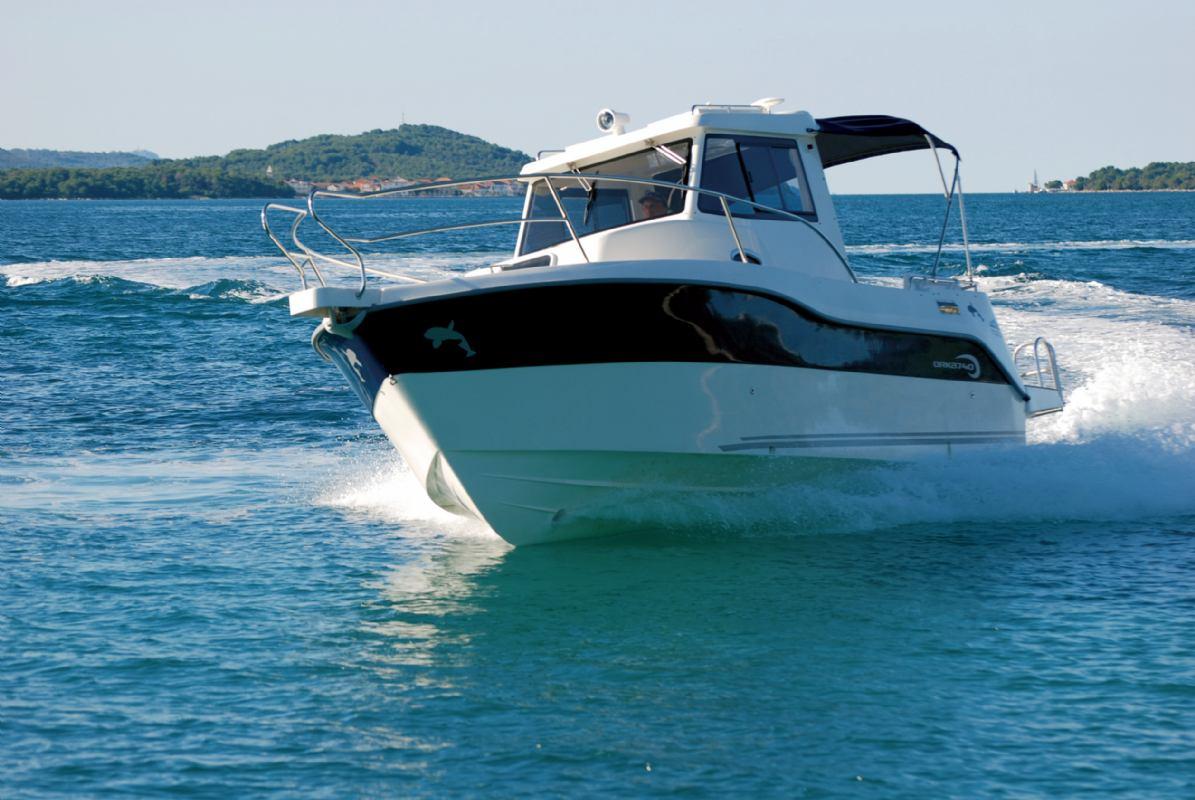 Orka 740 Pilot