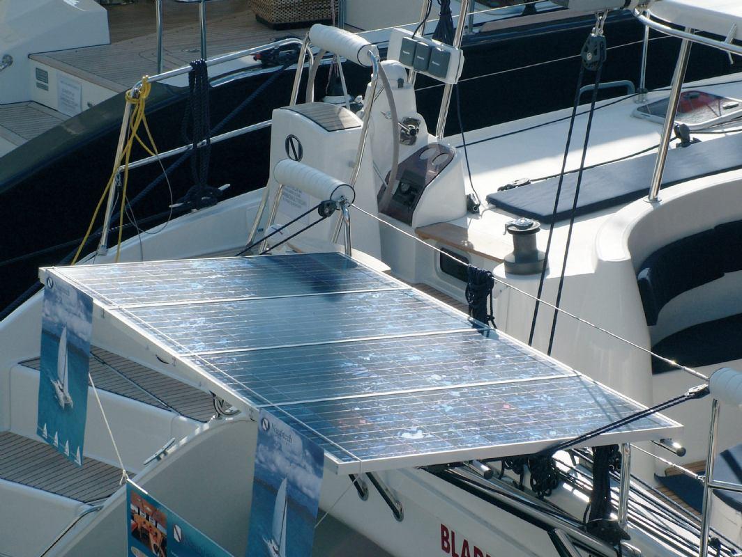 Fotonaponski paneli i baterije