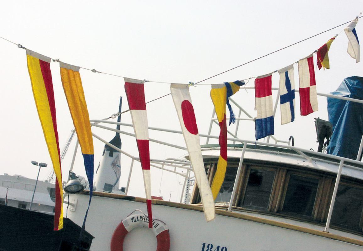 Kodne zastavice – velika gala
