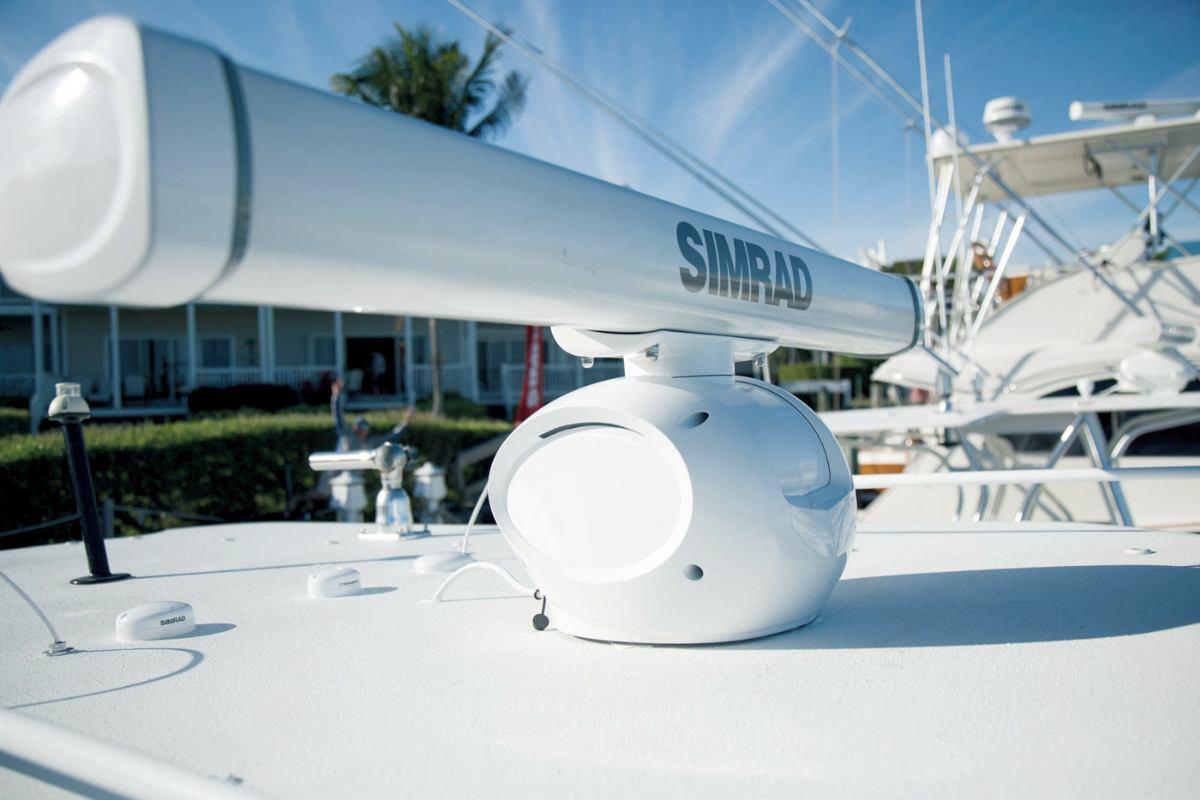 Simradov HALO radar