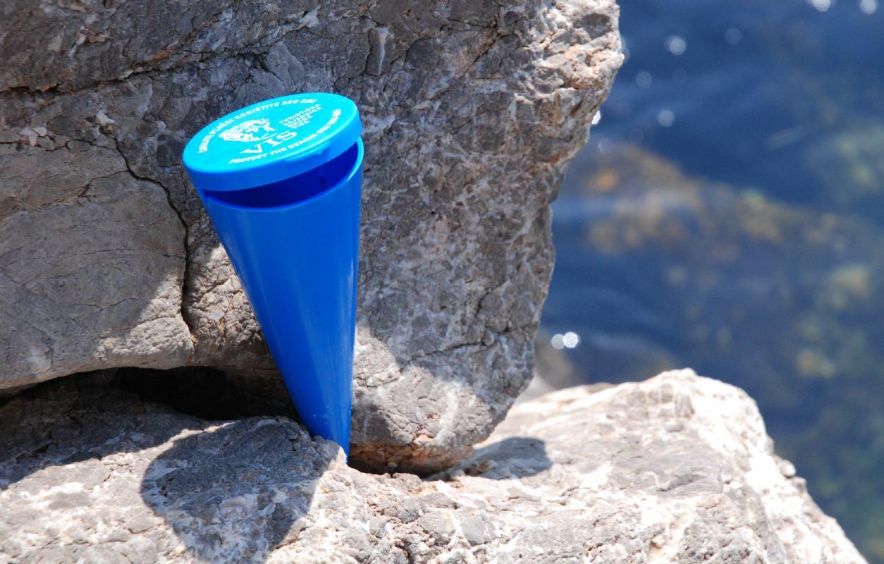 Eko-bin za čiste plaže