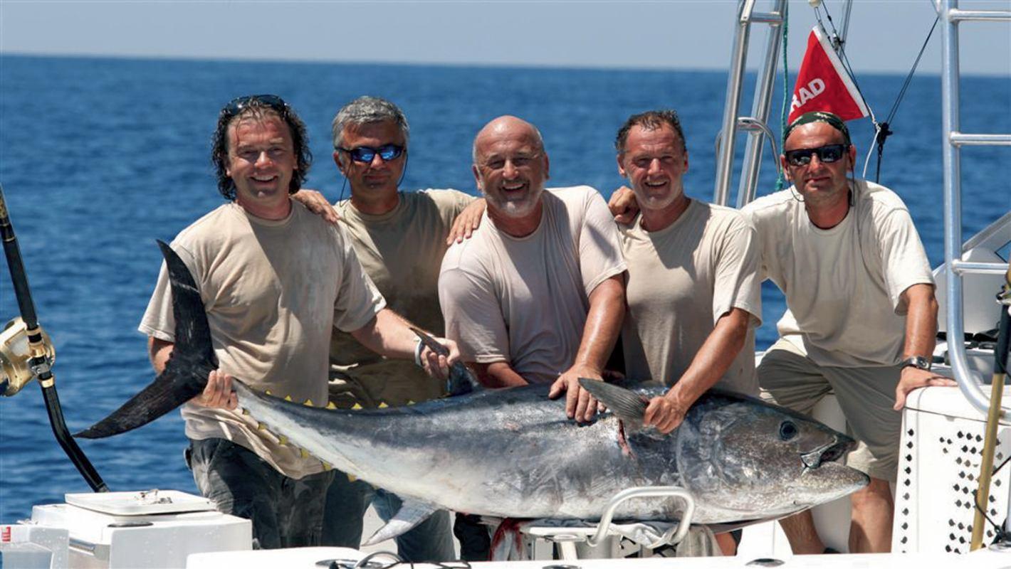 Ribolov za velike dečke