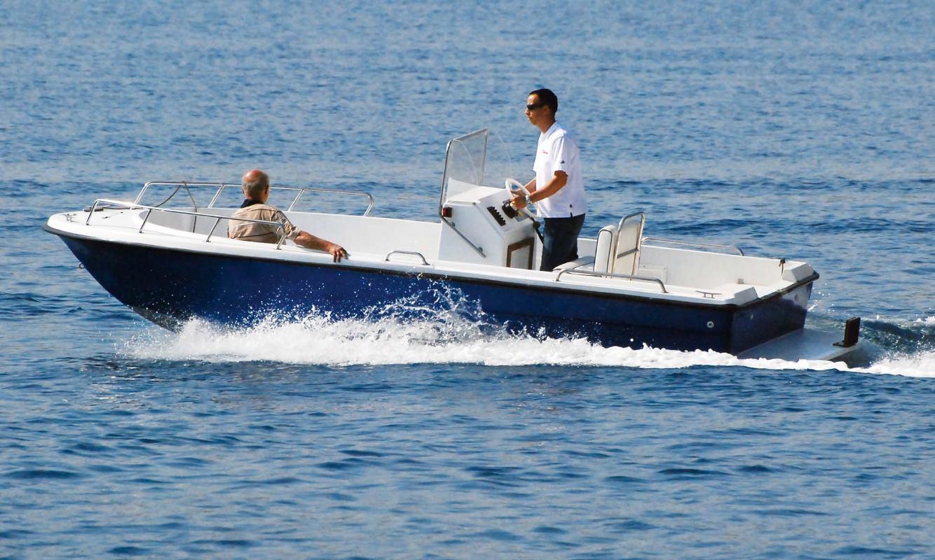 PG 550 s brodskim motorom