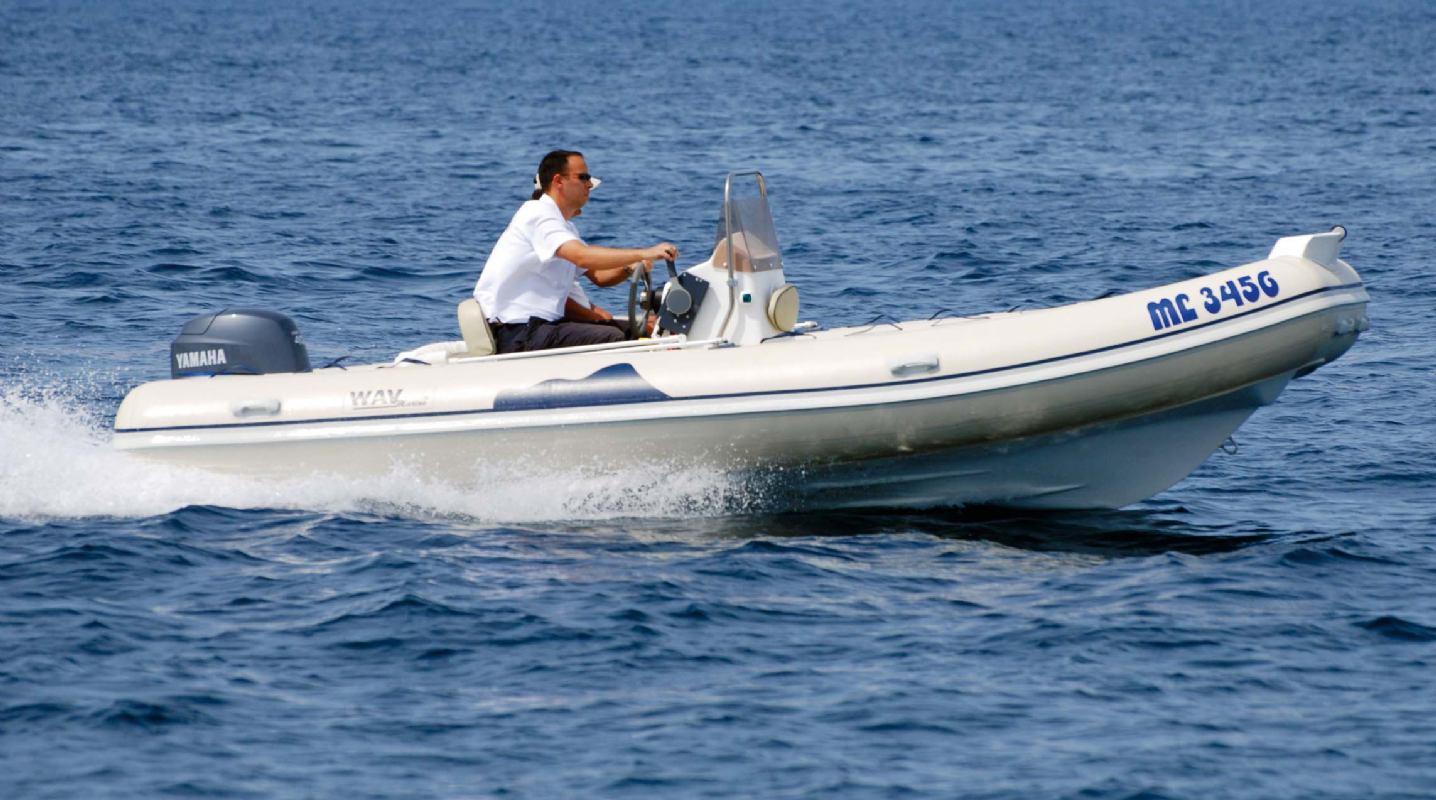 WAV Marine 520 Sportline