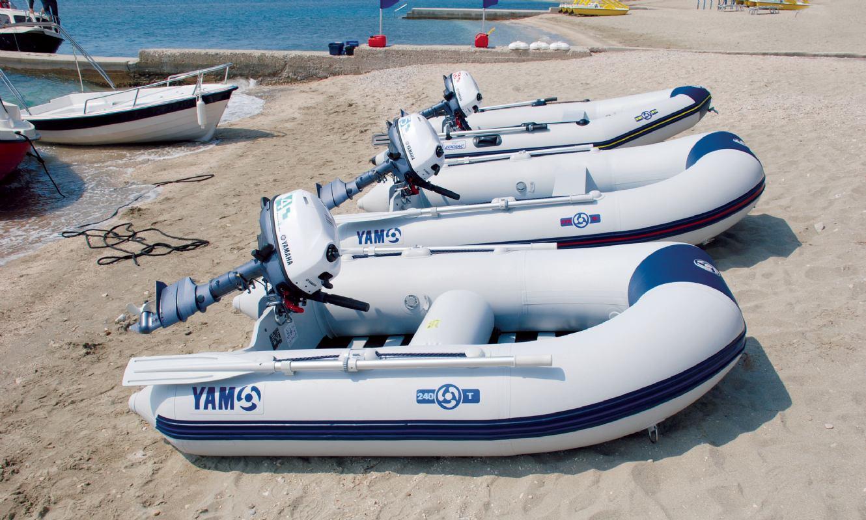 Yam 240T, 275S i 310 STi