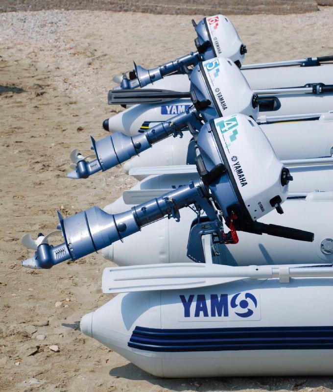Yamaha F4B, F5A i F6C