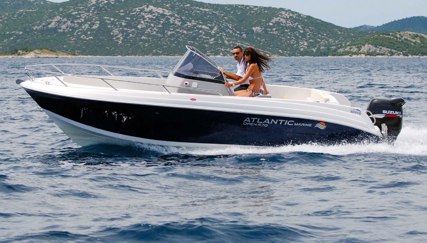 Atlantic 670 Open