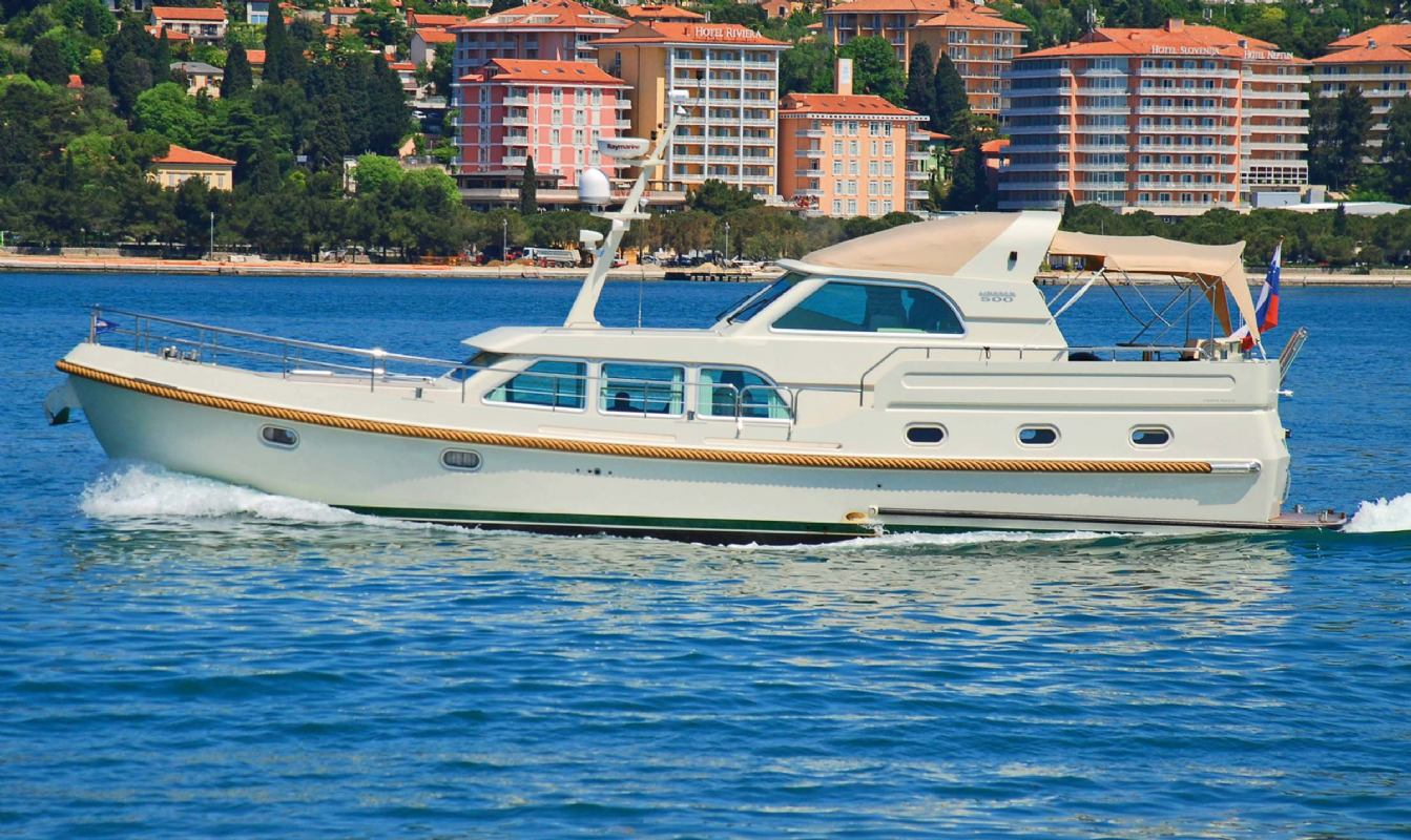 Linssen Grand Sturdy 500 Variotop Mark II