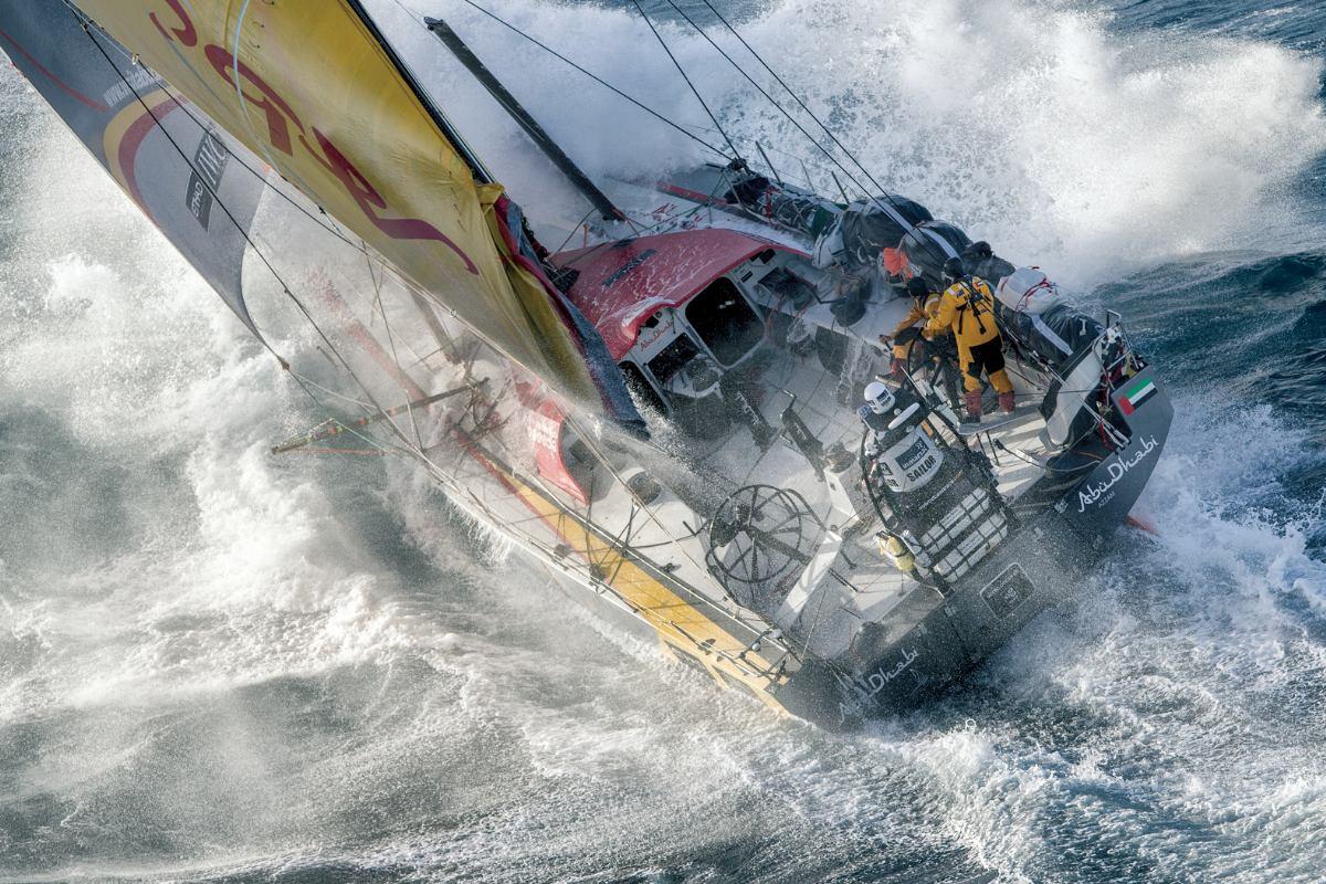 Osvrt na minuli  Volvo Ocean Race