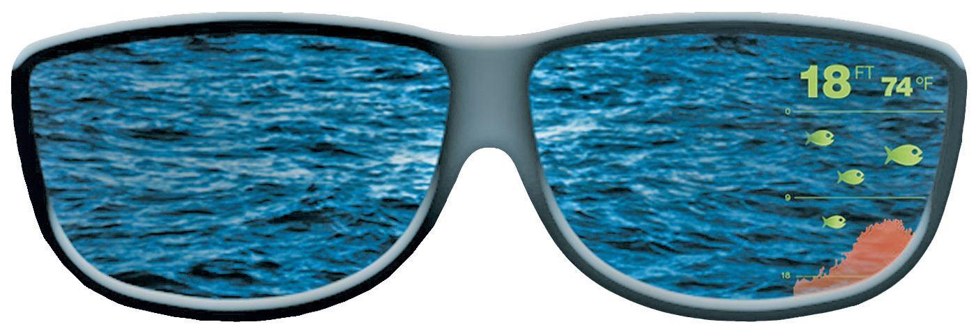 Echo Specs - oči u oči s ribom