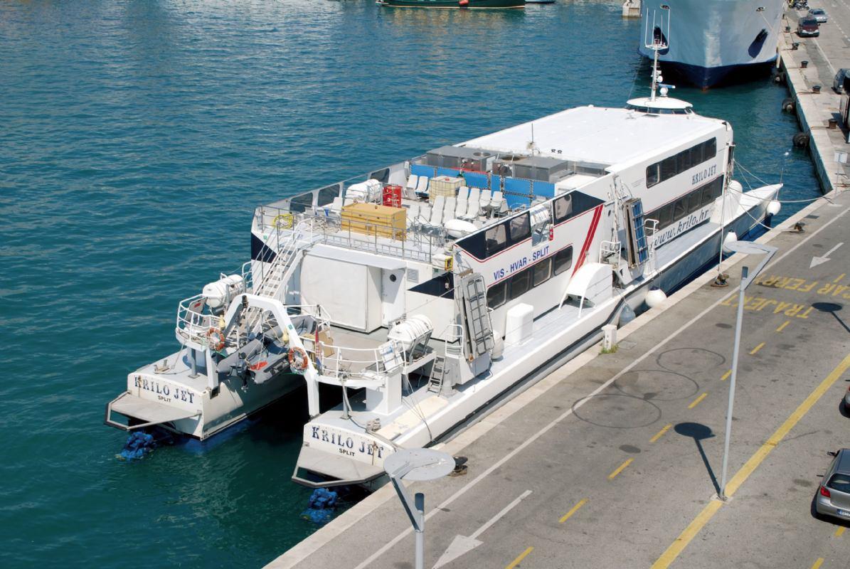 Hidrodinamika: Hidrokrilna plovila i plovila na zračnom jastuku