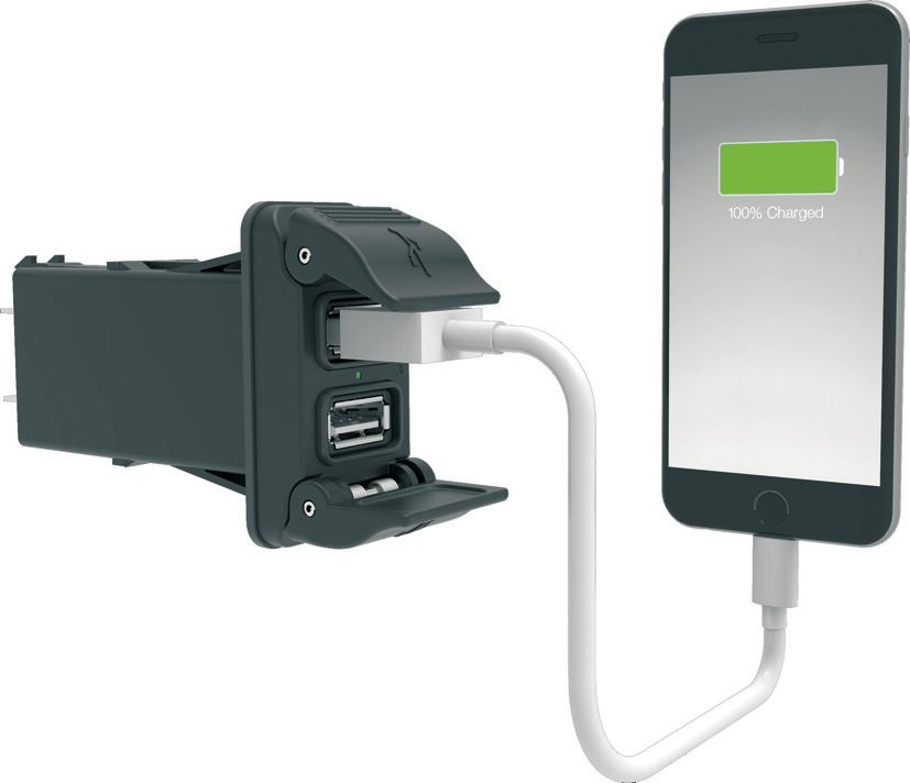 V-Charger USB punjač