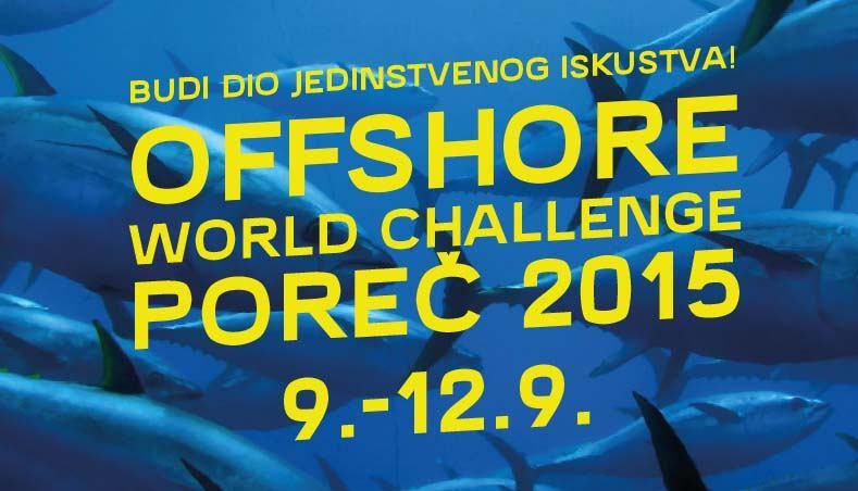 Offshore World Challenge – Poreč 2015