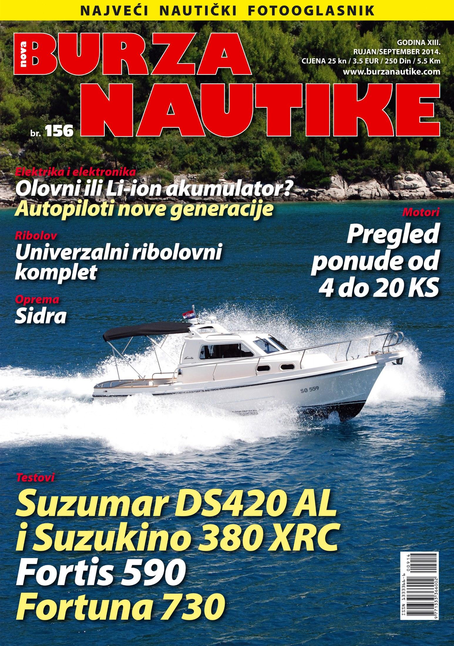 Burza Nautike 156
