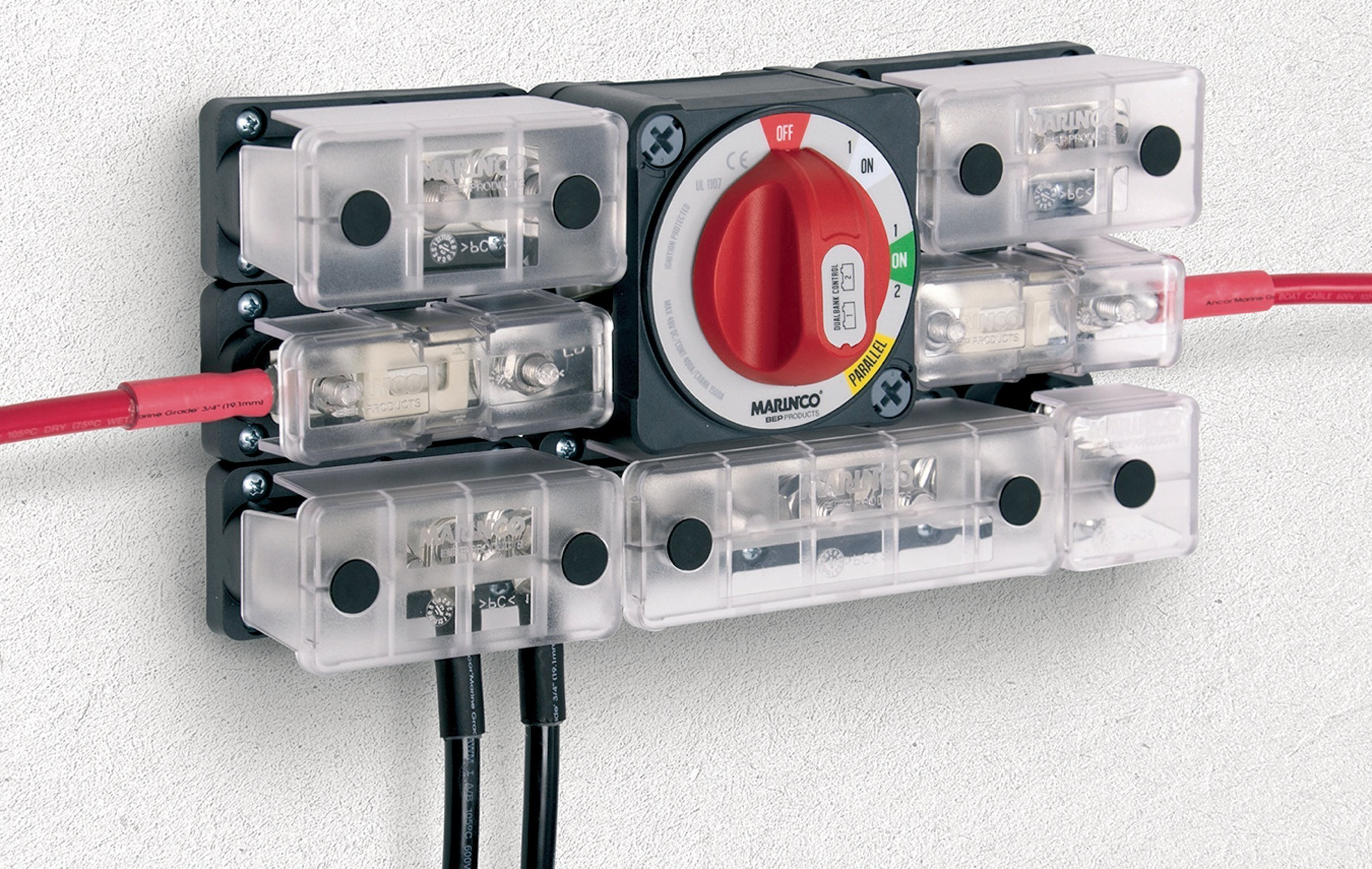 Pro Instaler  - Modularni sustav brodske električne mreže