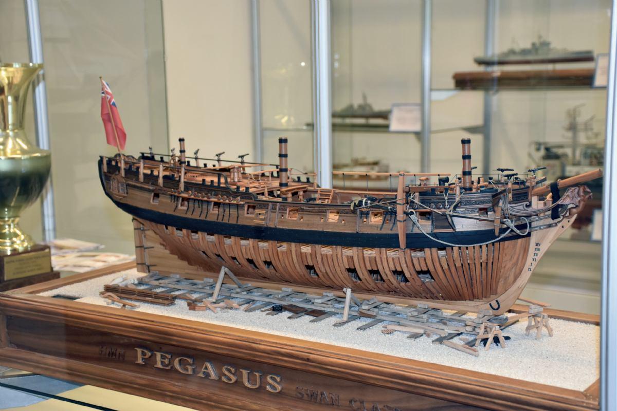 Veliki uspjeh hrvatskoga brodomaketarstva