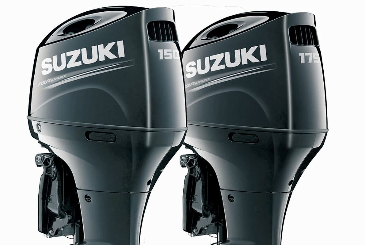 Suzuki DF 150 AP i DF 175 AP