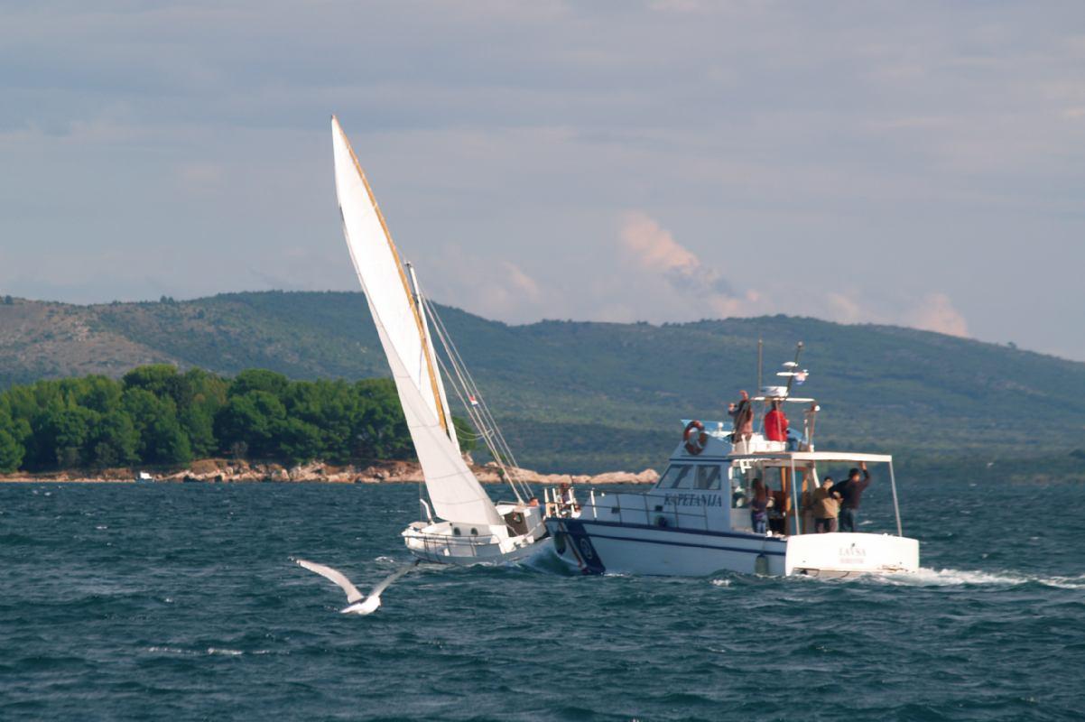 Izbjegavanje sudara na moru