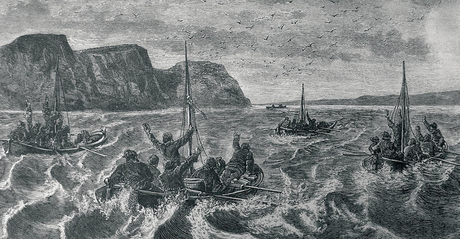 Kraj polarne ekspedicije