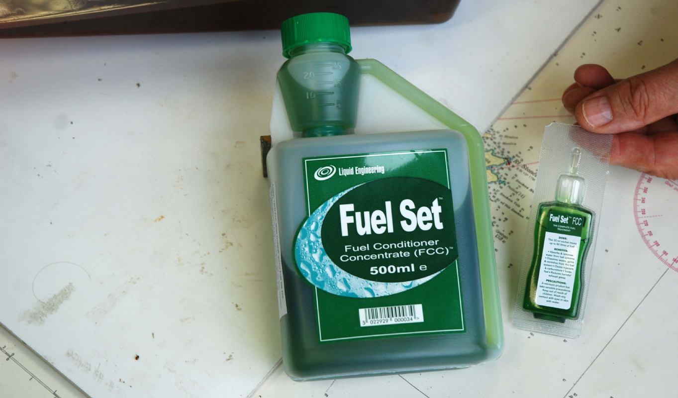 Test Fuel Set
