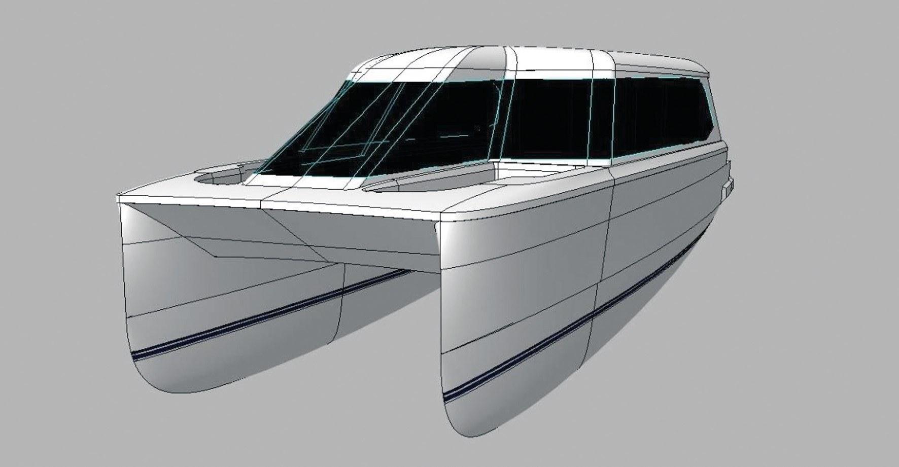 PRO ECO 68 - solarno za prijevoz putnika