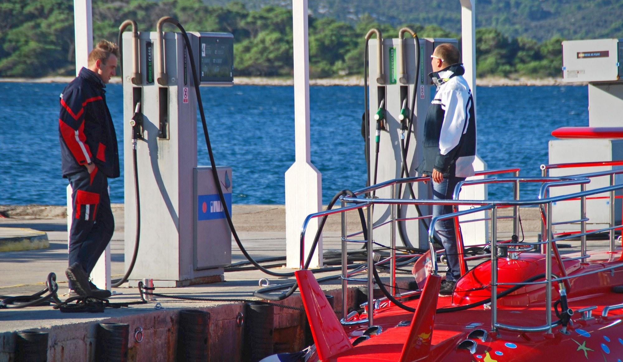 Dizelska goriva u Hrvatskoj