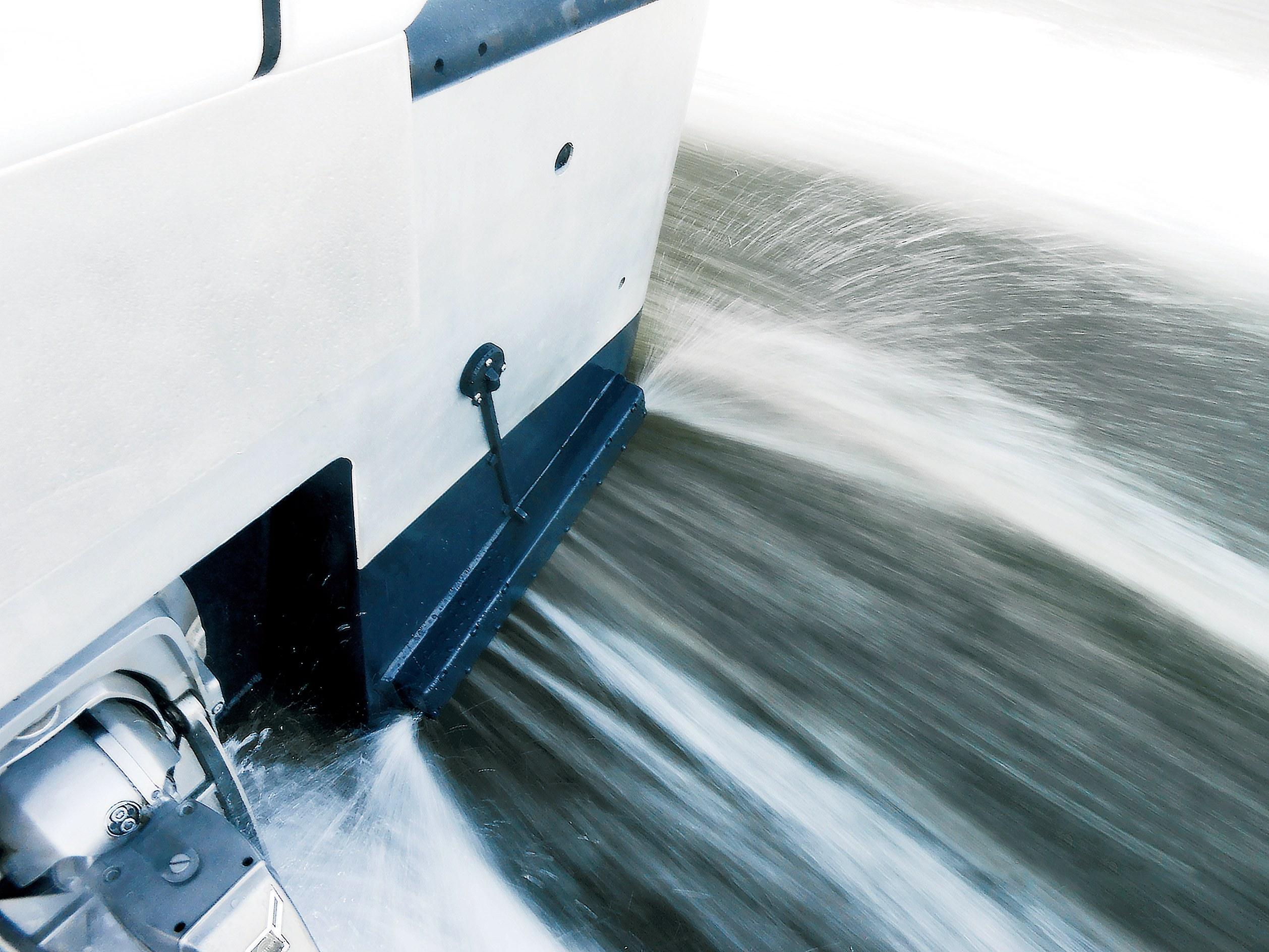 Hidrodinamika: Stabilizacija plovila
